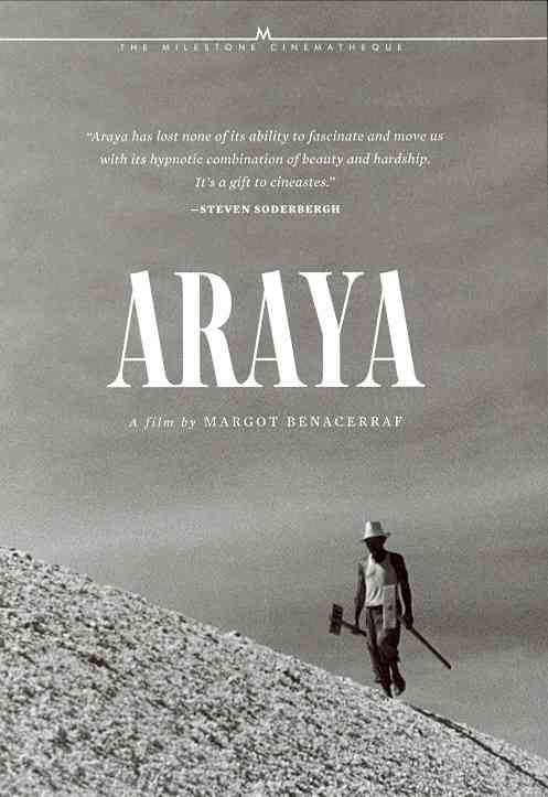 ARAYA BY BENACERAFF,MARGOT (DVD)